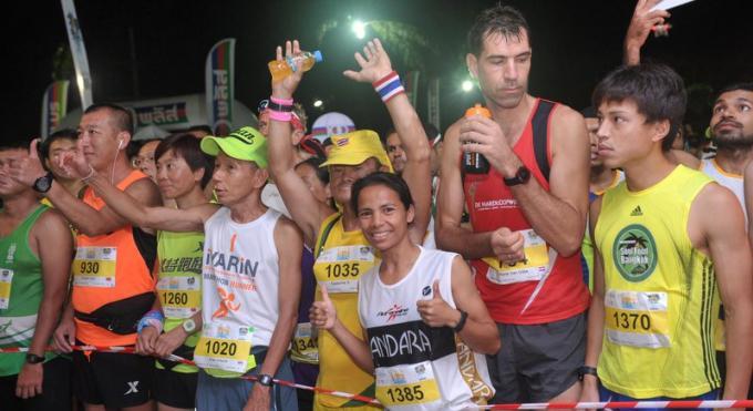 L'ile prête pour le Laguna Phuket Marathon