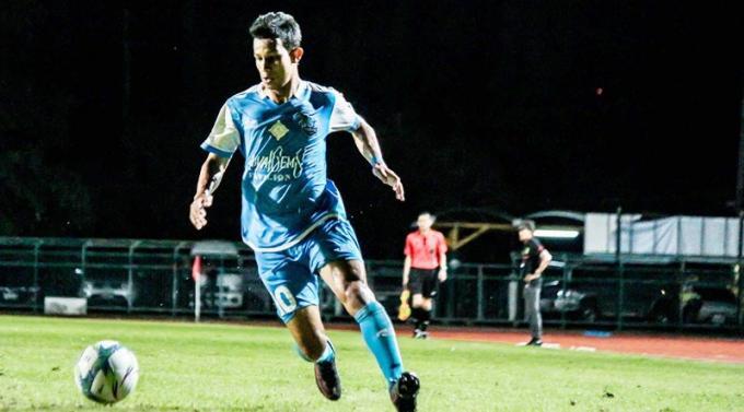 Une petite victoire pour Phuket FC
