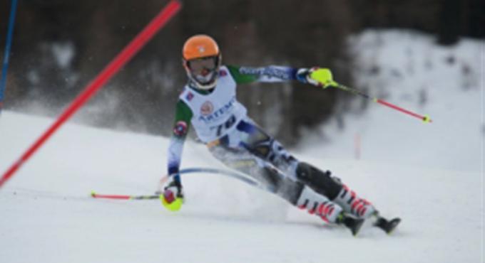 Un étudiant de la BISP termine 9ème des championnats de ski alpins en France
