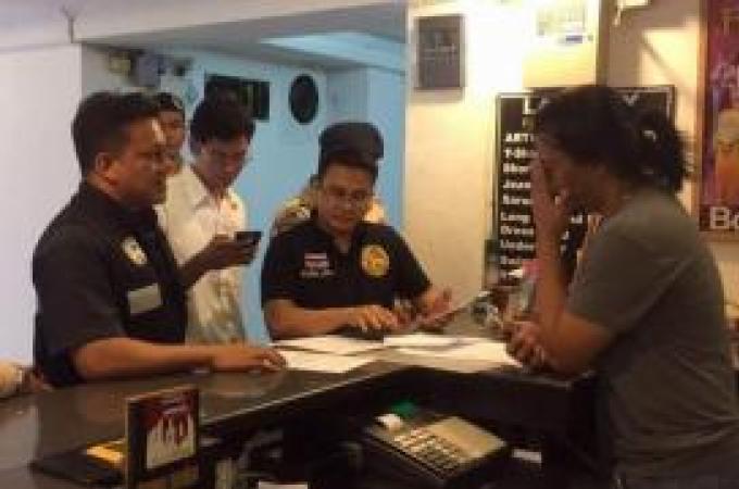 Un chef de district jure de sévir contre les hôtels illégaux