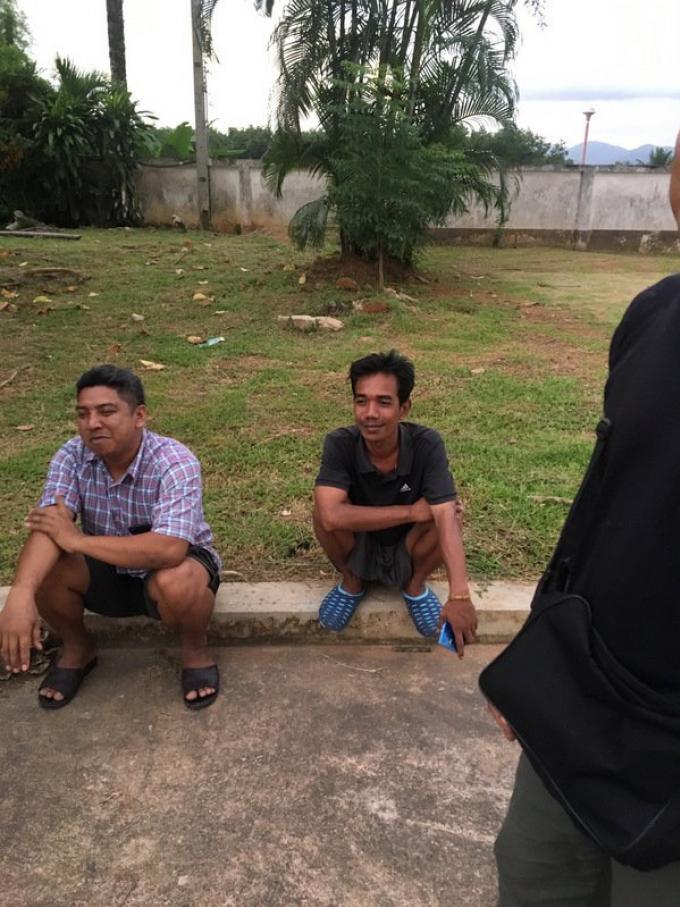 Des faux policiers arrêtés pour avoir kidnappé des ados qui consommaient de la drogue