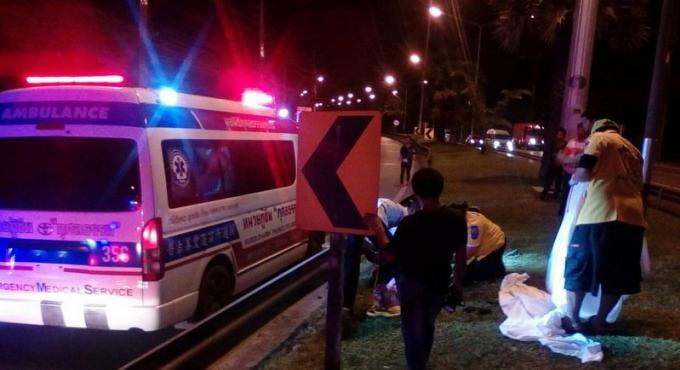 Un autre 'motard' meurt, en percutant le rail de sécurité