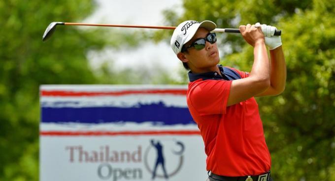 Des talents locaux et nationaux présents pour l'inauguration du 'Singha Phuket Open'
