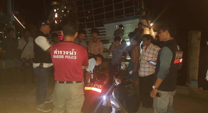 Un chalutier coule au large de Phuket, aucune victime signalée