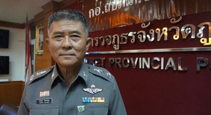 Le chef de la police de Phuket nous informe du nouveau Computer Act