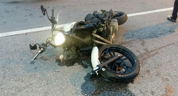 Un homme meurt dans un accident de moto