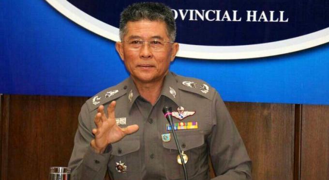 Des hauts gradés de la police de Phuket transférés face à des accusations de corruption