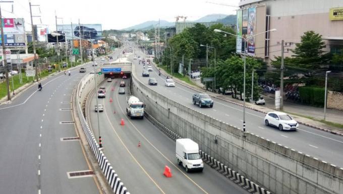 Le tunnel Darasamut fermé aujourd'hui et demain