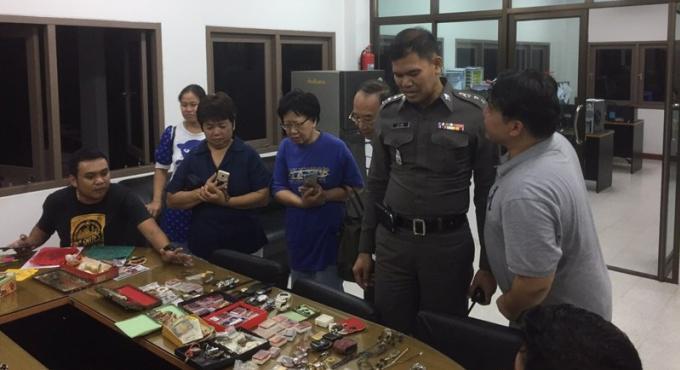 Deux femmes arrêtées dans le cadre d'affaires de cambriolages en série