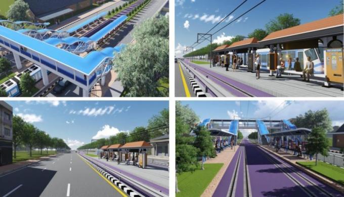 Le prix du tram de Phuket bondit de 9 milliards de baths