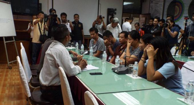 Six arrestations dans le cadre d'une escroquerie au faux or
