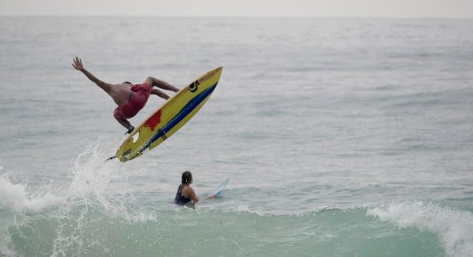 La saison du surf est arrivée