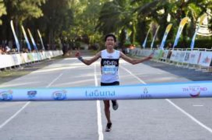 Des milliers de participants pour le 12ème Laguna Phuket Marathon
