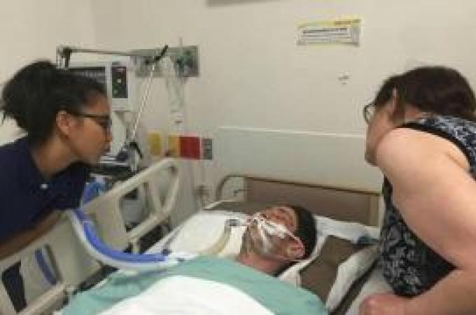 L'hôpital de Krabi dément avoir ignoré un britannique blessé