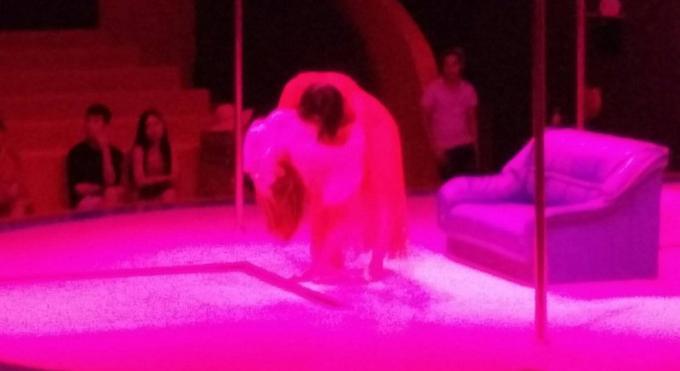 L'armée intervient dans un 'live sex show' de Patong