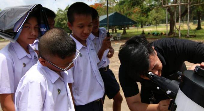Les habitants de Phuket invités à observer Saturne