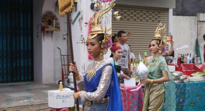 Le festival des mariages Baba annulé par respect pour l'ancien Roi