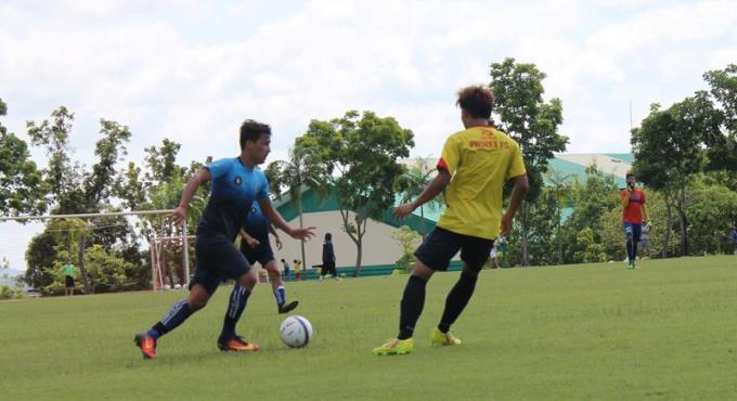 L'académie BISP Cruzeiro bat le Phuket FC