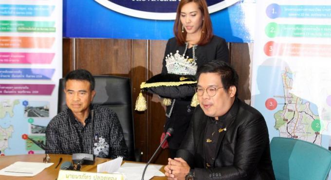 Des perles e Phuket sertiront la couronne de Miss World Australia