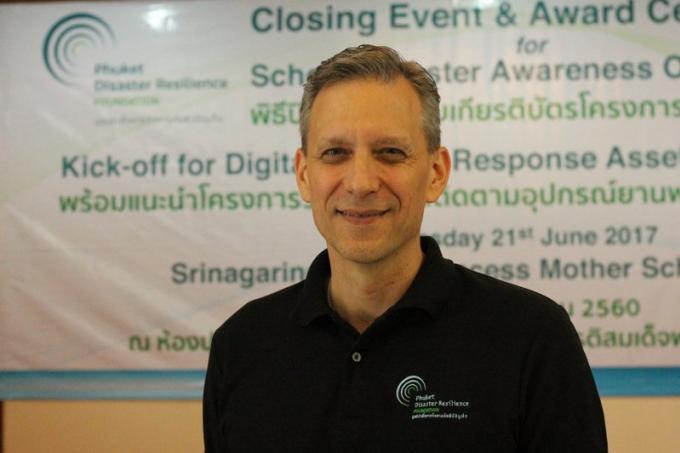 Une préparation de classe mondiale dispensée aux étudiants de Phuket en cas de séisme ou de tsun