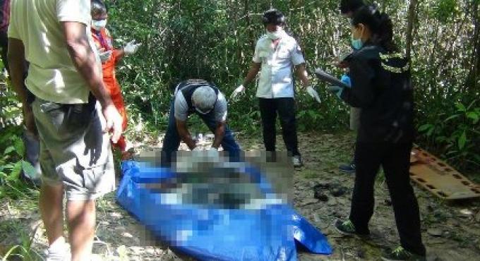 Le corps d'un couple thaï retrouvé dans la fôret de Krabi