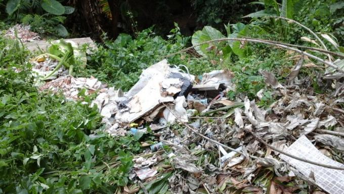 Les officiels de Phuket exaspérés par les décharges sauvages de Karon