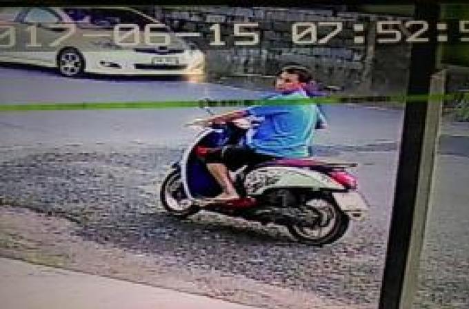 Des gros ennuis pour un voleur arrêté à Phuket Town