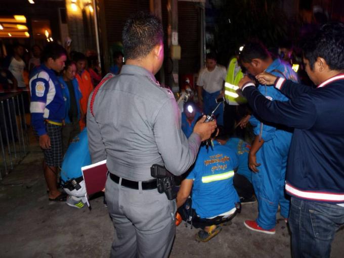 Le chef de la police de Patong ordonne une enquête officielle après l'accident de car