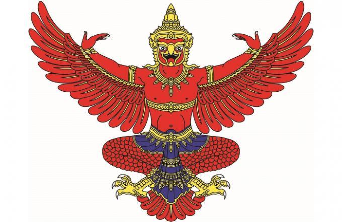 Le rôle de Garuda dans l'Histoire thaïe