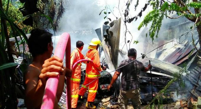 Une famille dévastée après la perte de sa maison dans un incendie