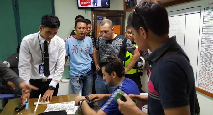 Un touriste ouzbèque arrêté pour trafic de faux billets