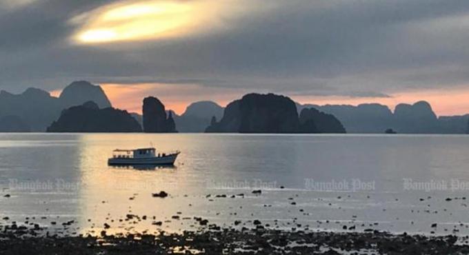 Le département des forets demande la suspension des plans de l'aéroport de  Phang Nga