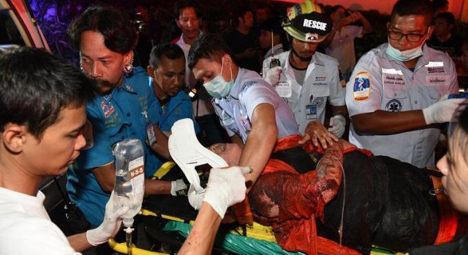 Le gouverneur de Phuket demande une réunion urgente après l'accident de car mortel