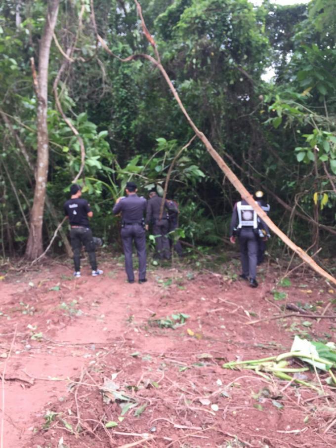 Des restes humaines retrouvés près d'un ancien club de Phuket