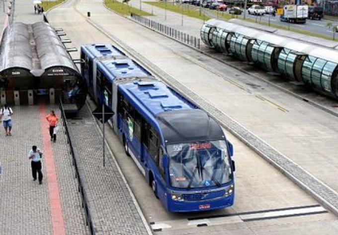 Le plan pour le système de bus réalisé pour Phuket town