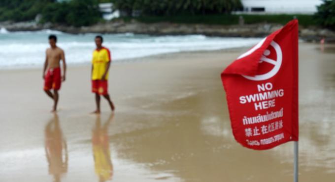 Phuket va lancer une campagne de 'sécurité dans l'eau' destinée aux touristes