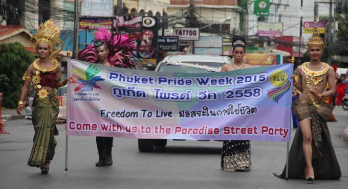 La Phuket Pride Week 2018 annulée en faveur d'un événement 'plus complet'