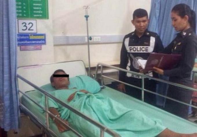Drogué présumé arrêté pour voldans une pharmacie de Phuket