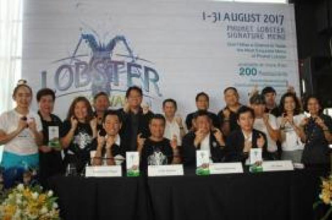 'Phuket Lobster Festival'