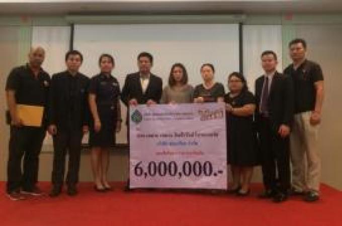 La famille des touristes décédés a Phuket reçoit 6 millions de bahts de compensations