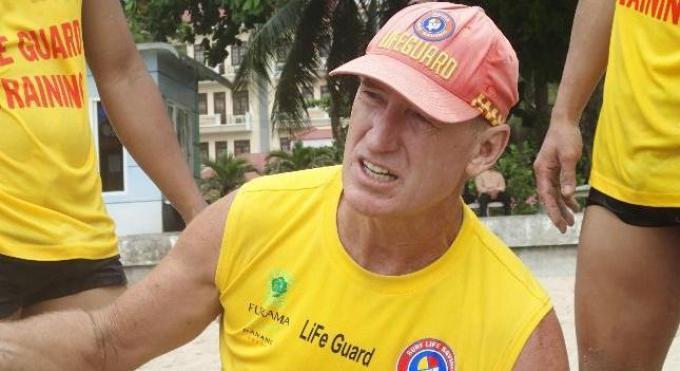 Des experts australiens offrent aux sauveteurs de Phuket un entrainement professionnel
