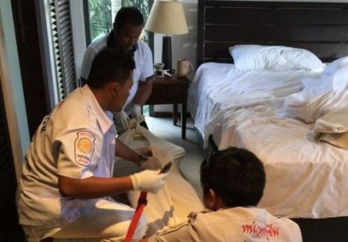 Un homme allemand retrouvé mort dans sa chambre d'hôtel à Phuket