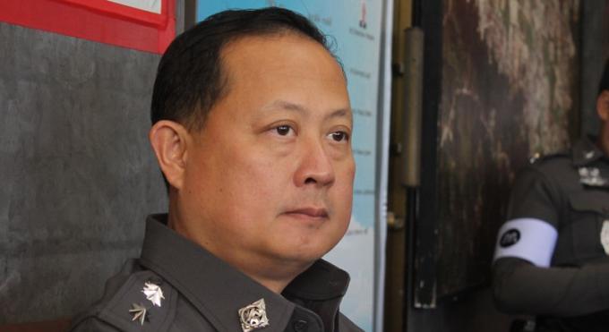 Le chef de la police de Patong dubitatif quant au suicide du boxeur canadien