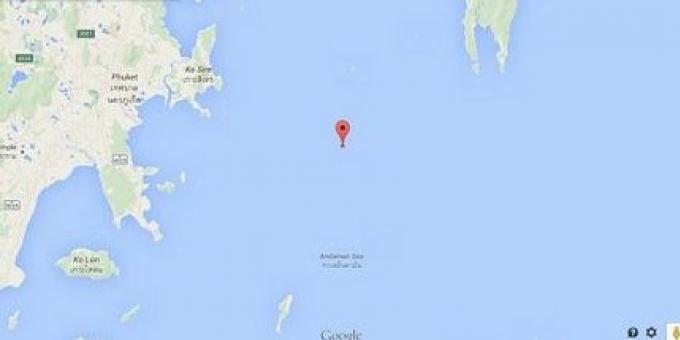 Cinquième petit tremblement de terre en une semaine sur Phuket