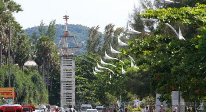 Plus de 50% des dispositifs d'alerte aux tsunamis de Phuket ne fonctionnent pas