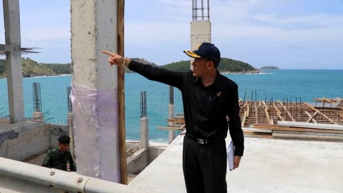 La construction du resort annulée
