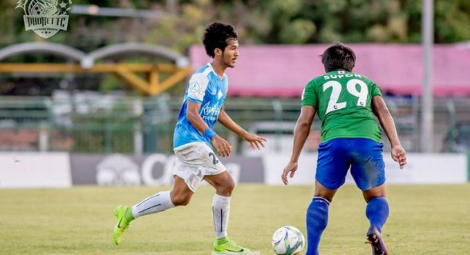 Qu'a t il bien pu se passer? Phuket perd contre les derniers du classement, Sungaipadee
