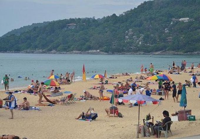 Petits hôtels de Phuket ressentent les effets