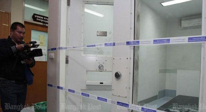 La mort en cellule de l'ancien officiel du cadastre n'est pas un suicide, dit le tribunal