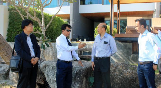 Le verdict rendu sur les constructions en bord de mer secoue Phuket